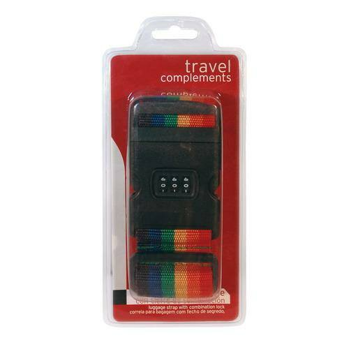 John Travel számzáras csomagszíj