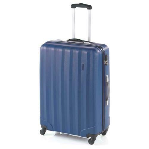 John Travel Rubine bőrönd kék nagy