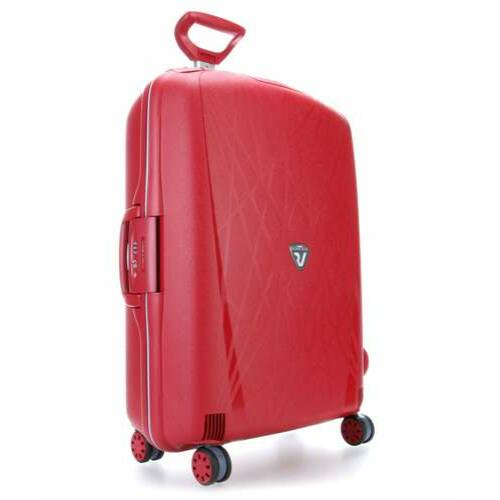 Roncato LIGHT bőrönd piros