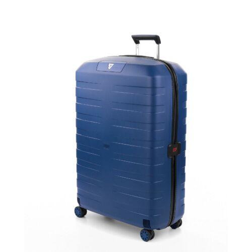 Roncato Box nagy bőrönd (bővíthető) sötétkék