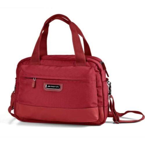 Yearz by March Stowaway laptoptartós kabintáska (Wizz Air kisméretű táska) piros