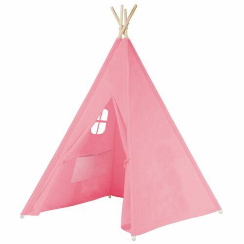 Indián sátor gyerekeknek - rózsaszín