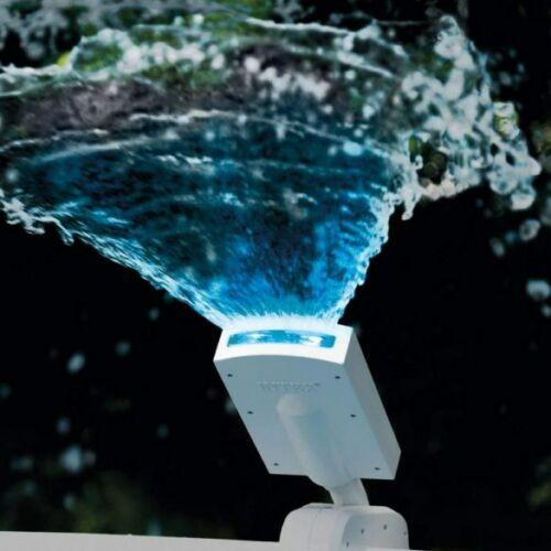 INTEX Négy színű LED-es vízszóró kék