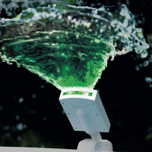 INTEX Négy színű LED-es vízszóró zöld