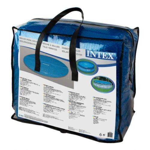INTEX prémium, kerek medence szolár takaró