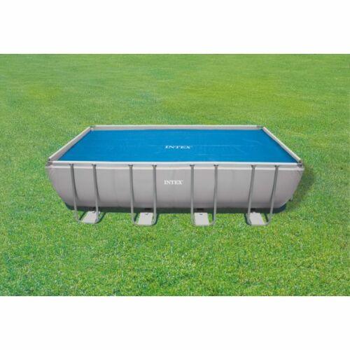 INTEX prémium medence szolártakaró (max. 2 × 4 m-es medencéhez) használat