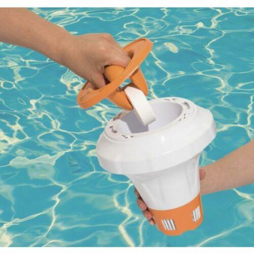 Aquamulti mini 3in1 medence vízkezelő multi tabletta (20 g-os) használata