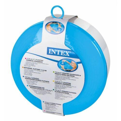 INTEX úszó MAXI vegyszer adagoló medencéhez csomagolása
