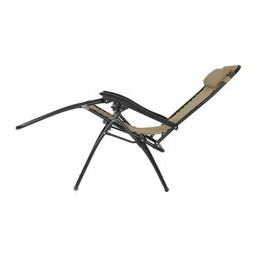 2 db zéró gravitáció kerti szék, ajándék pohár- és telefontartókkal döntve