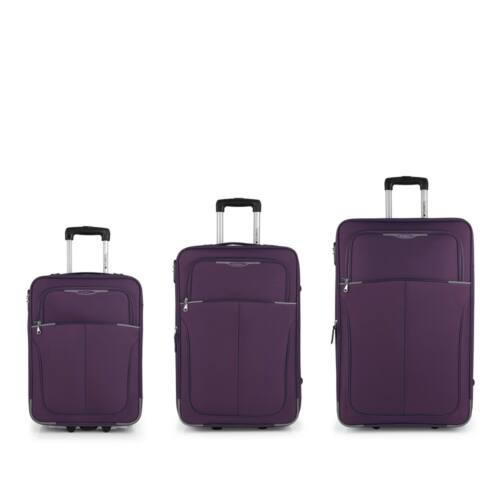 A lila bőrönd