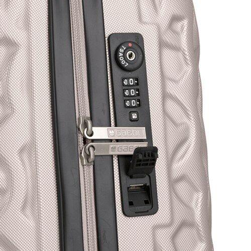 10df4ca996cd Gabol Render bőrönd TSA számzár + USB kimenet