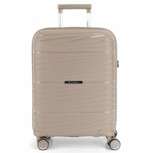 Gabol Kiba kabinbőrönd bézs