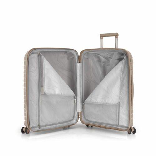 Gabol Kiba bővíthető bőrönd (közepes méret) belseje