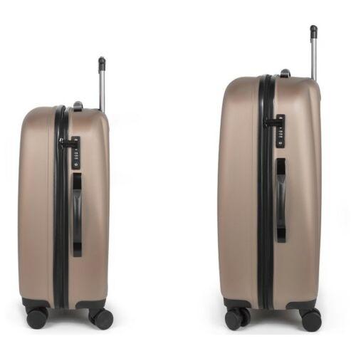 A bőröndök oldalról
