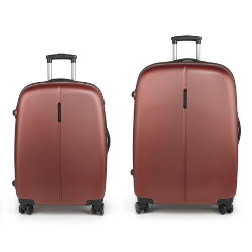 a téglavörös bőrönd