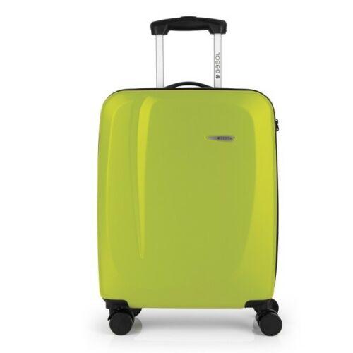 Gabol line bőrönd lime