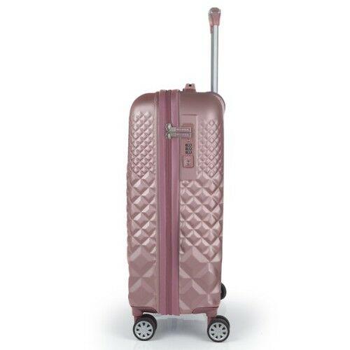 Gabol Oporto bőrönd hátulról
