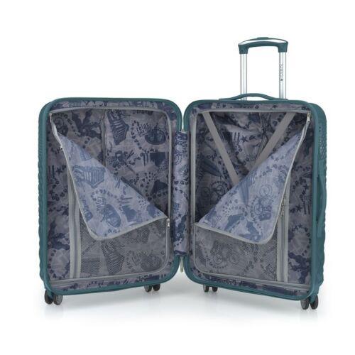 Gabol Oporto bőrönd közepes és nagy belülről