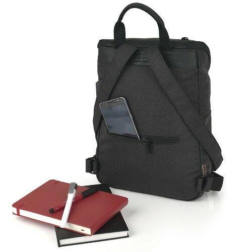 """A Gabol Micro laptoptartós hátizsák (14"""" )hátulról"""
