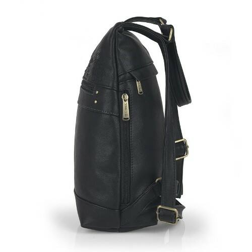 Gabol Dafne női hátizsák és válltáska egyben oldalról