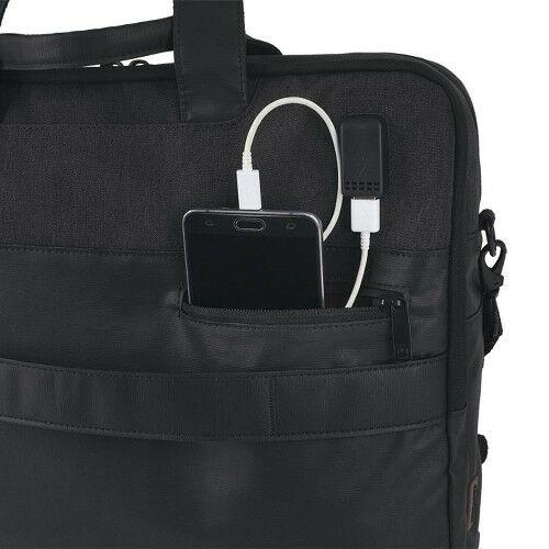 Gabol Micro lapotop táska (15,6) - power bank kivezetés