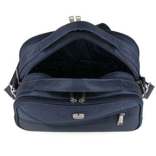 Gabol Mailer neszesszer és kozmetikai táska kék belseje