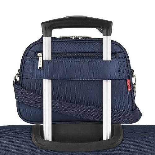 Gabol Mailer neszesszer és kozmetikai táska kék húzókaron