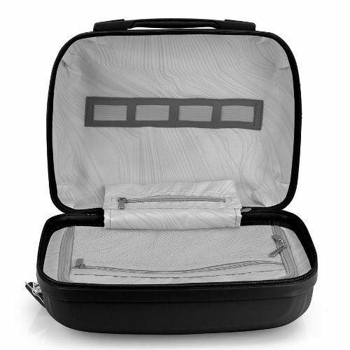 Gabol Kiba kozmetikai táska (keményfedeles) fekete belső