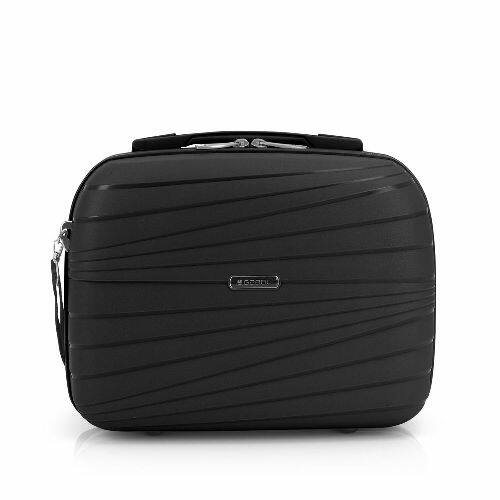 Gabol Kiba kozmetikai táska (keményfedeles) fekete