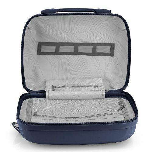 Gabol Kiba kozmetikai táska (keményfedeles) kék belső
