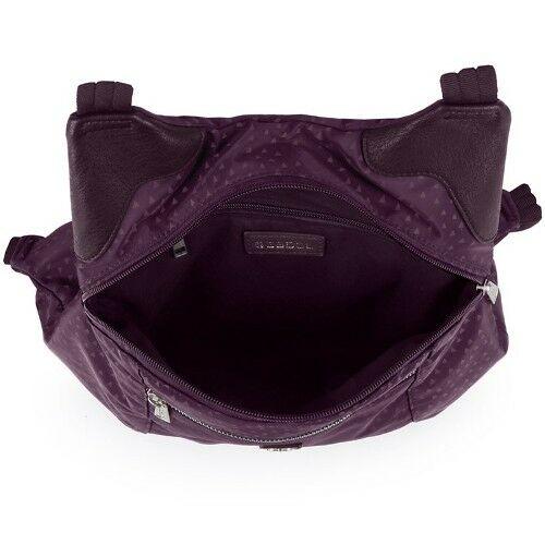 Gabol Way női hátizsák lila belső
