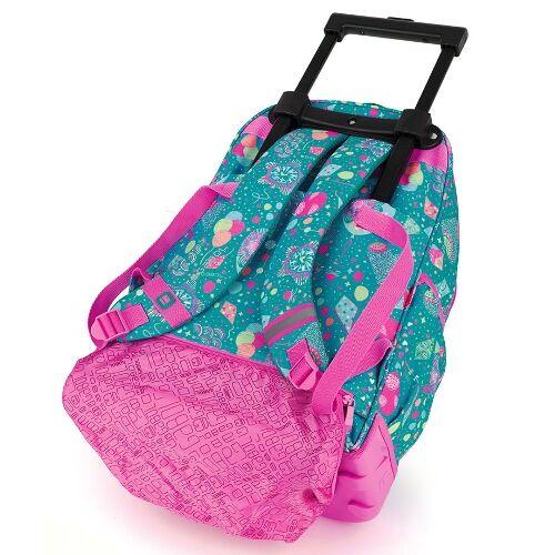 Gabol Mimic gurulós hátizsák kerék védővel