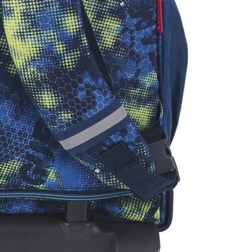 Gabol Coach gurulós hátizsák (iskolásoknak) kerekek