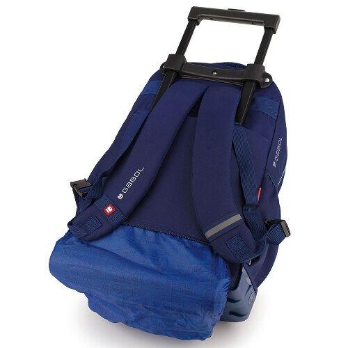 Gabol Speed gurulós hátizsák (iskolásoknak) kerékvédővel