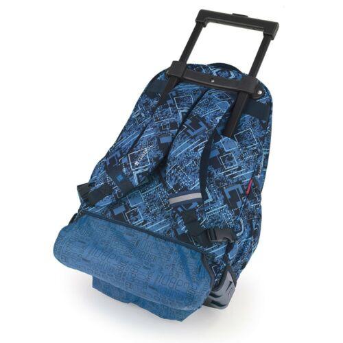 Gabol Iggy gurulós hátizsák (iskolásoknak) kerékvédővel