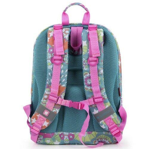 Gabol Mimic iskolai hátizsák hátulja