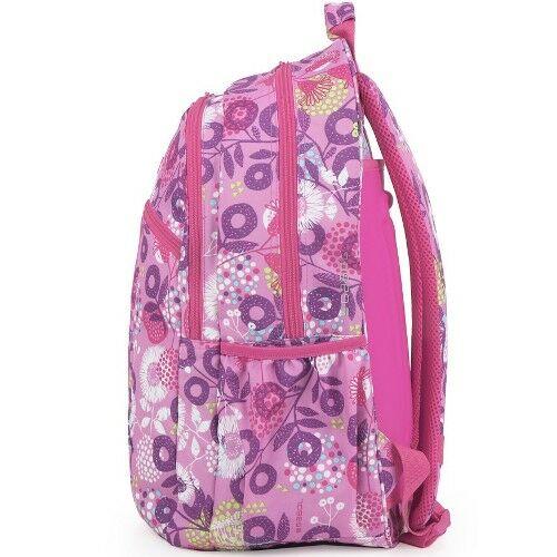 Gabol Linda hátizsák (iskolásoknak) oldalrol