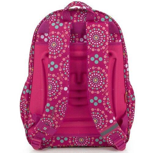 Gabol Mandy hátizsák (iskolásoknak) hátulja