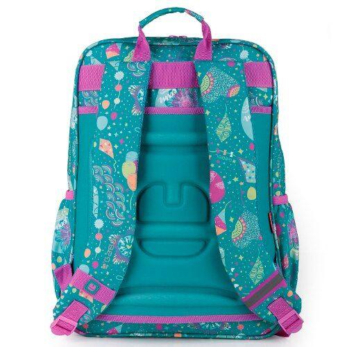 Gabol Mimic hátizsák (iskolásoknak) hátulról