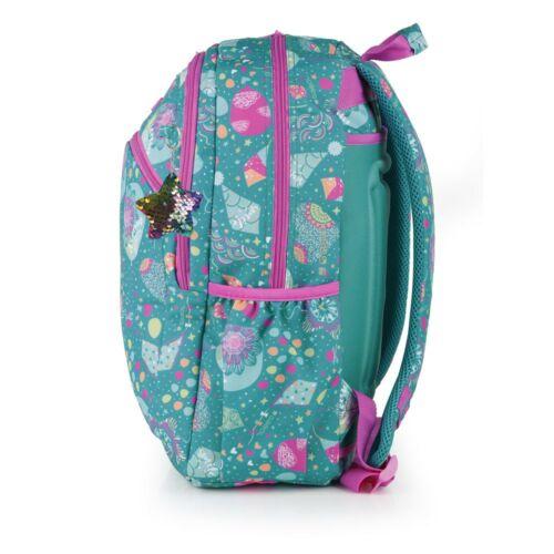 Gabol Mimic hátizsák (iskolásoknak) oldalról