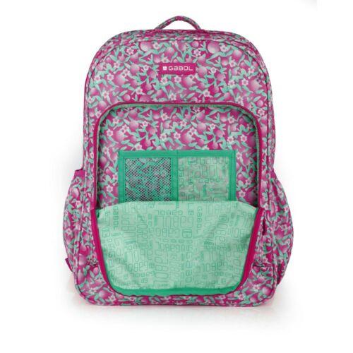 Gabol Cherry hátizsák (iskolásoknak) belülről