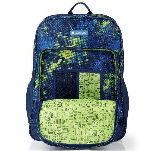 Gabol Coach hátizsák (iskolásoknak) belülről