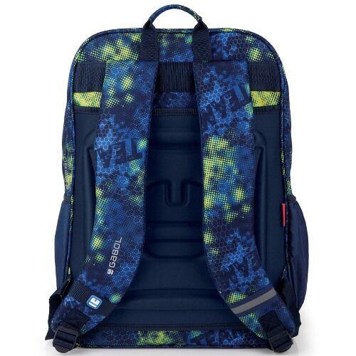 Gabol Coach hátizsák (iskolásoknak) hátulról