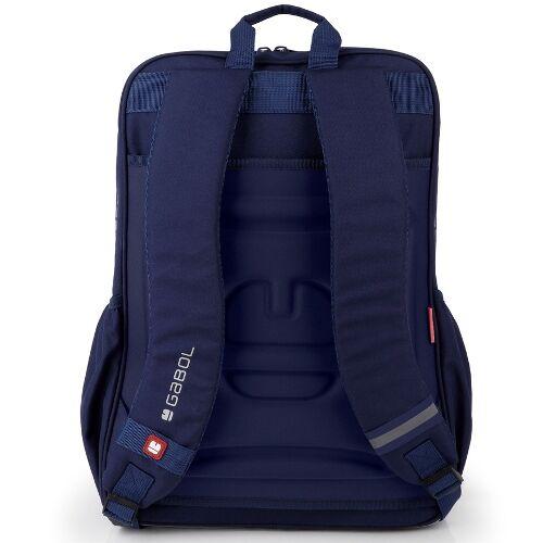 Gabol Speed  hátizsák (iskolásoknak) hátulról