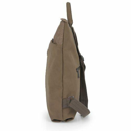 Gabol Cross női hátizsák oldalról