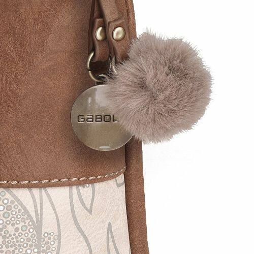Gabol Alba női hátizsák és válltáska egyben részlet