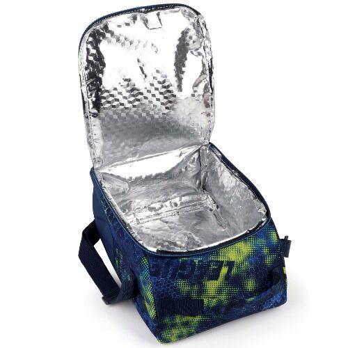 Gabol Coach hőtartó uzsonnás táska  belülről