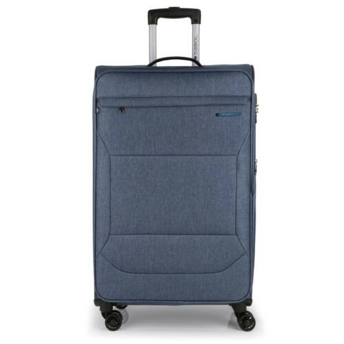 kék bőrönd