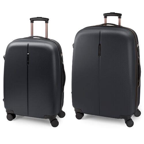 a fekete bőröndök