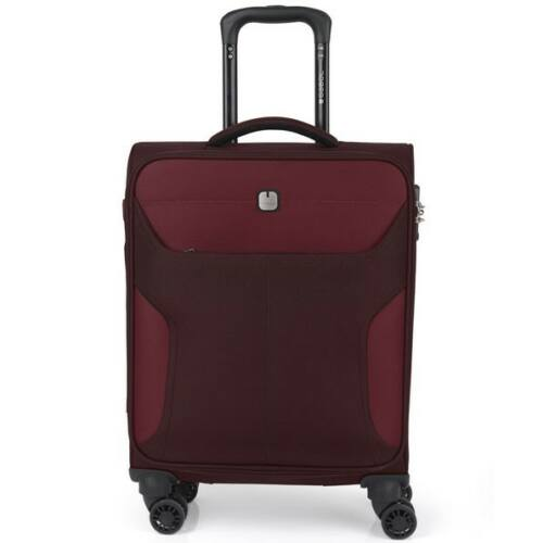 bordó bőrönd